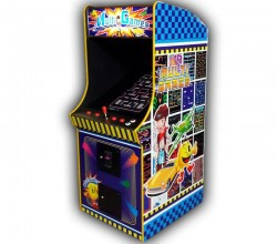 60 in 1 Multi Upright Arcade (hire)