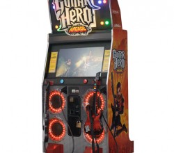 Guitar Hero Arcade (hire)