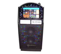 Touchscreen Jukebox with iPod Adaptor (Hire) Perth