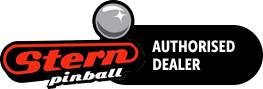 Stern Pinball Authorised Dealer